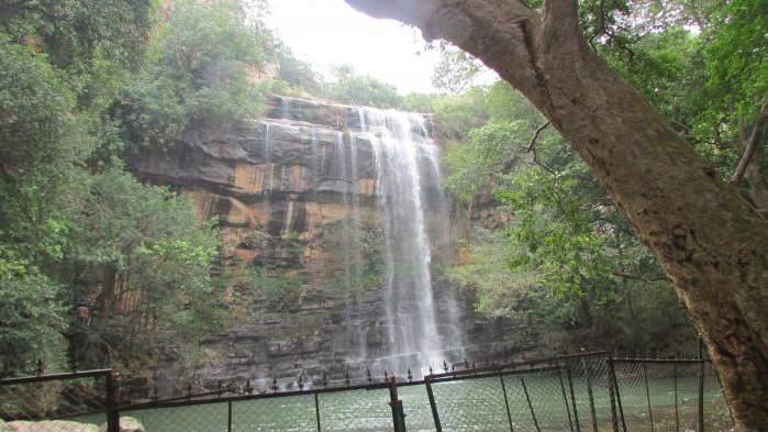 Mallela Theertham Mahabubnagar in Telangana State