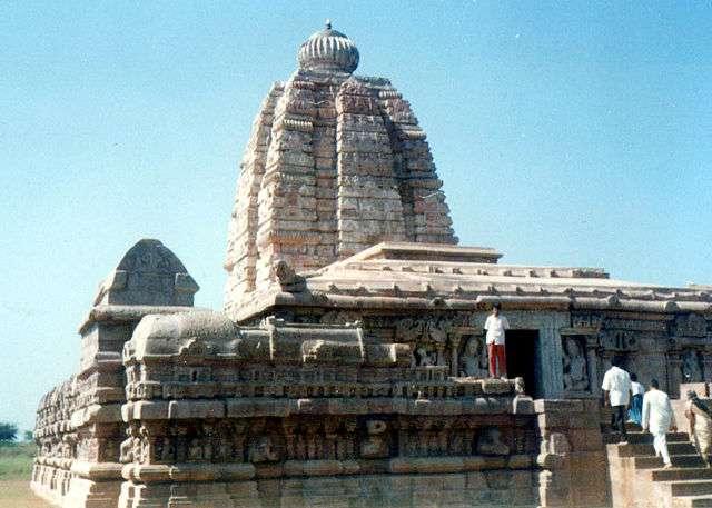 Sangameshwar Temple Mahboobnagar, Telangana