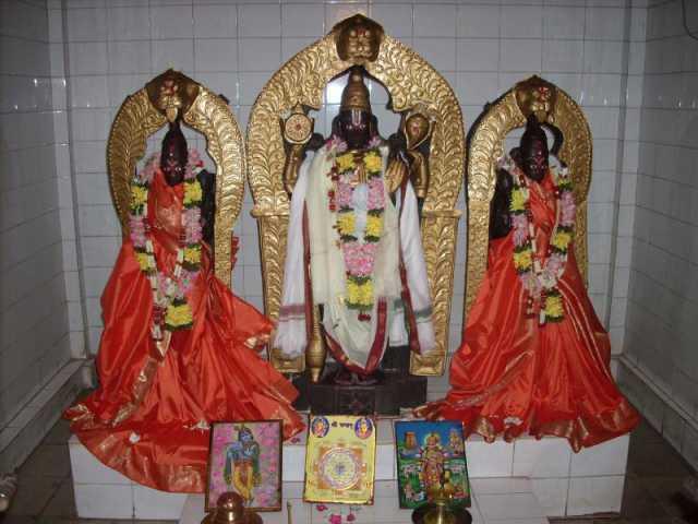Sri Madhava Swamy Temple-Kollapur
