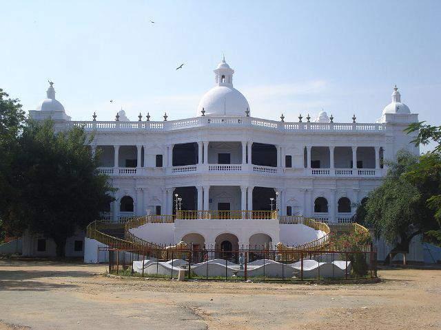 Wanaparthy_Samthanam_palace_Mahabubnagar Tourist Places