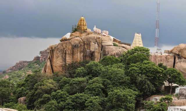 Manyamkonda Venkateshwara Swamy Temple-Mahabubnagar