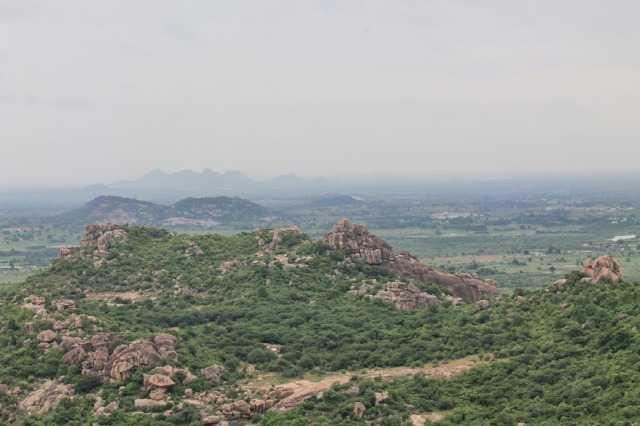Manyamkonda Venkateshwara Temple-Mahabubnagar Tourist Places