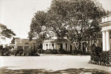 Rashtrapati Nilayam was previously known ad Residency House