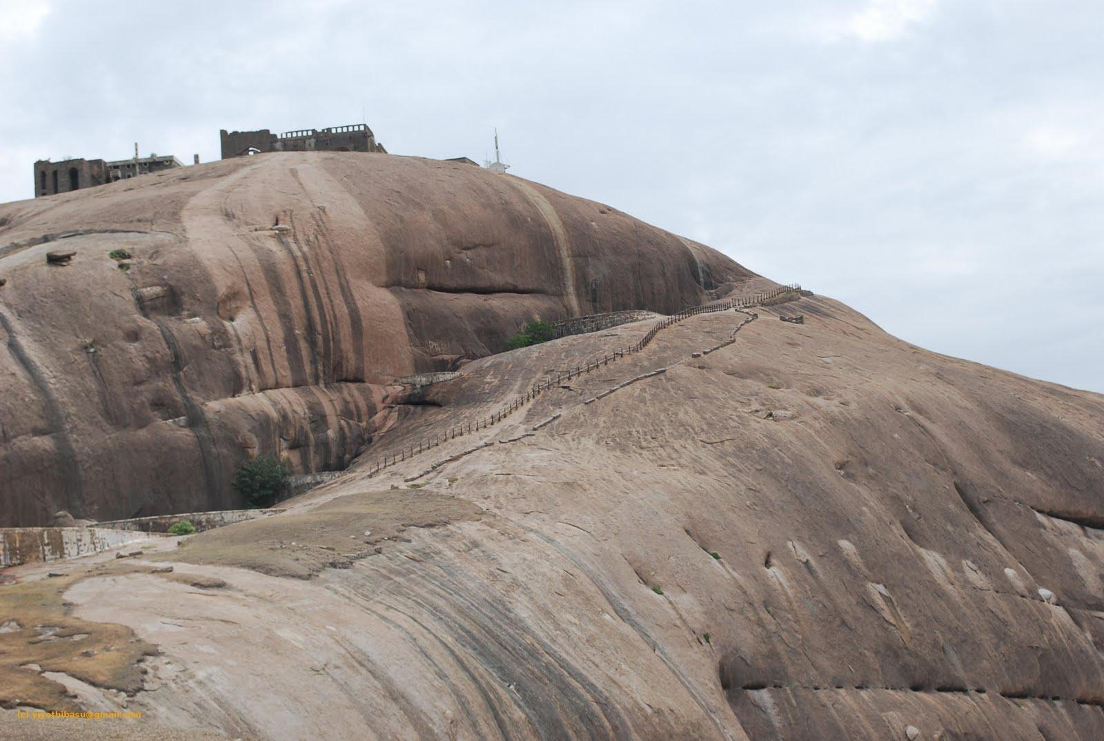 Bhongir Fort_Telangana Tourism