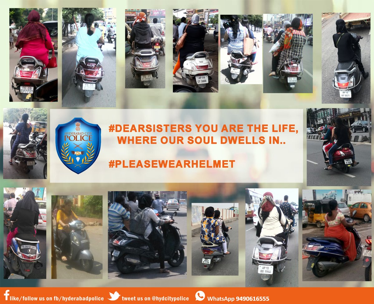 Hyderabad City Police Images