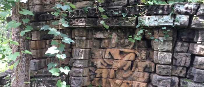 Devunigutta Buddhist Temple_Buddhism in Telangana