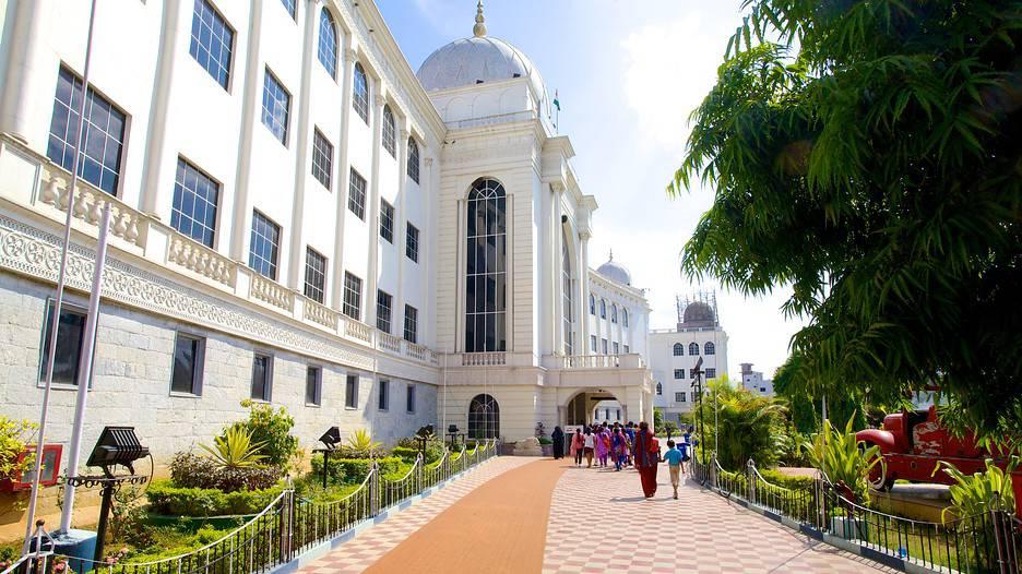 Salarjung Museum_Museums in Hyderabad