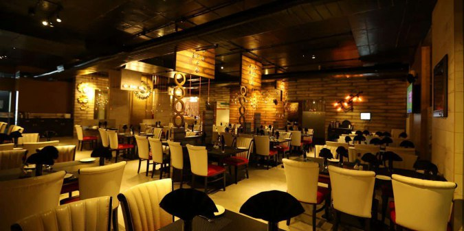 Firewater Kitchen and Bar_Best Hangout places in Hyderabad for couples