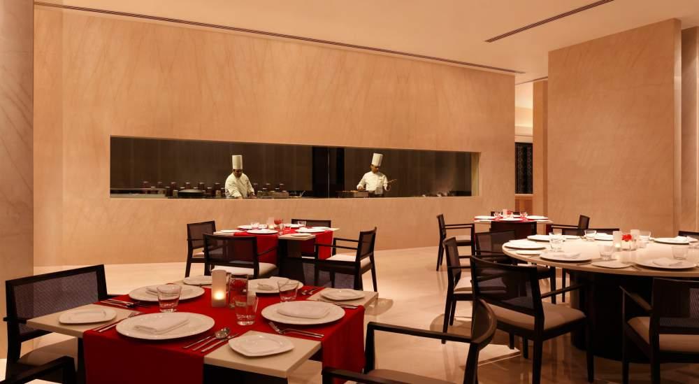 Kanak Restaurant Trident Hyderabad_Best Restaurants in Hyderabad