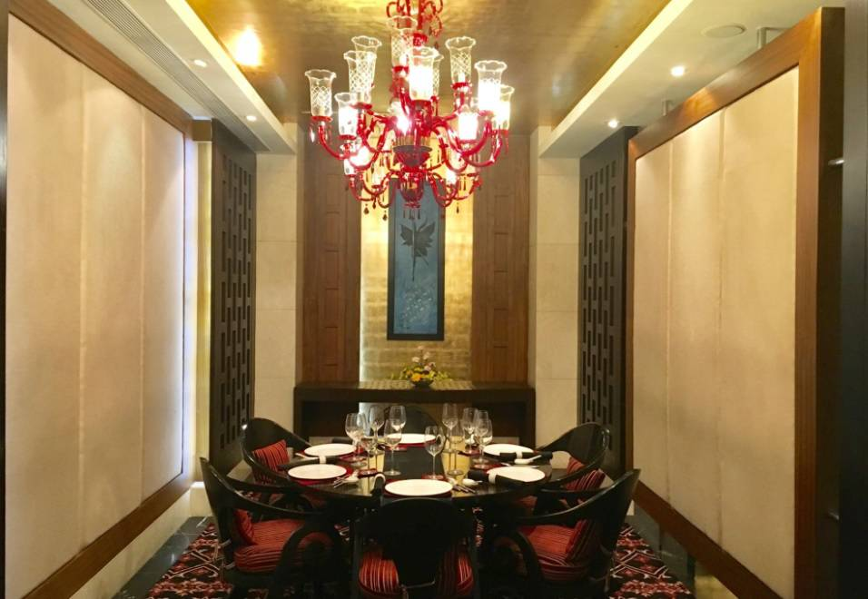 Thai Pavilion Vivanta by Taj_Best Thai Restaurants in Hyderabad